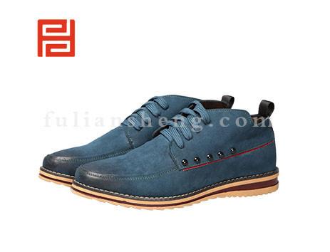 福联升布鞋男鞋FLA-502009蓝色销售中