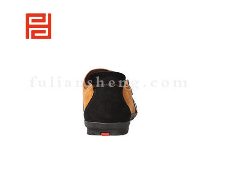 福联升布鞋男鞋FLA-502081棕色销售中