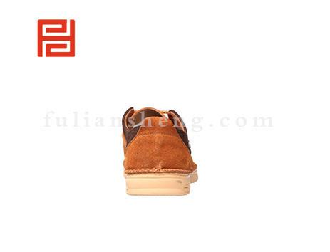 福联升布鞋男鞋FLA-502107驼色销售中