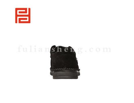 福联升布鞋男鞋FLA-502107黑色销售中