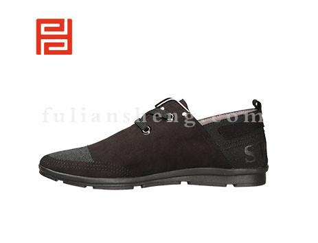 福联升布鞋男鞋FLA-502151黑色销售中