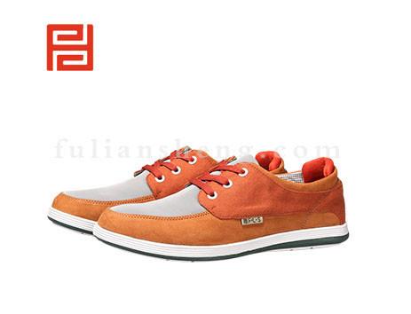 福联升布鞋男鞋FLA-502243驼色销售中