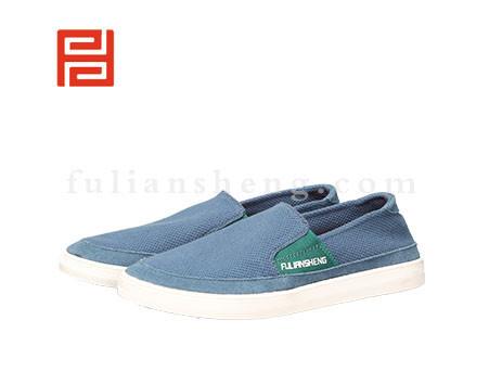福联升布鞋男鞋FLA-511109湖蓝销售中