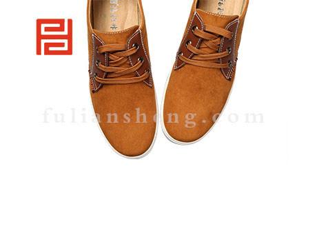 福联升布鞋男鞋FLA-512071黄色销售中