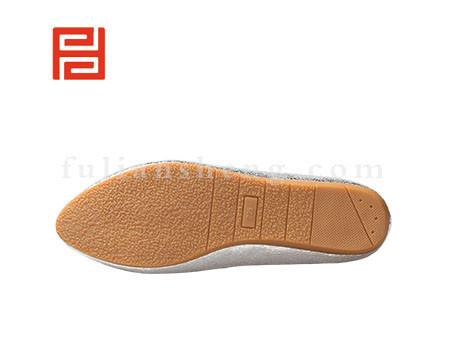 福联升布鞋女鞋FLB-512196银灰销售中