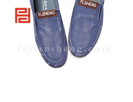 福联升布鞋男鞋FZA-515135湖蓝销售中