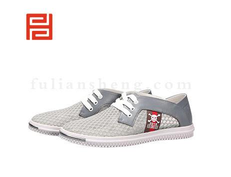 福联升布鞋男鞋FLA-521023灰色销售中