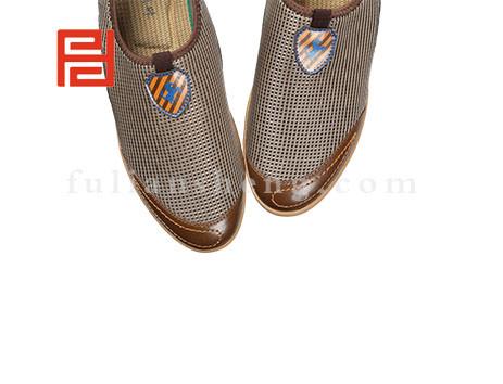 福联升布鞋男鞋FLA-521067卡其销售中