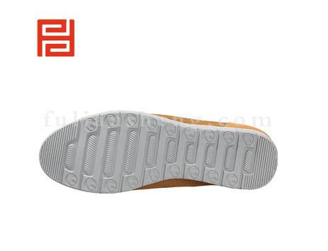 福联升布鞋男鞋FLA-521069土黄销售中