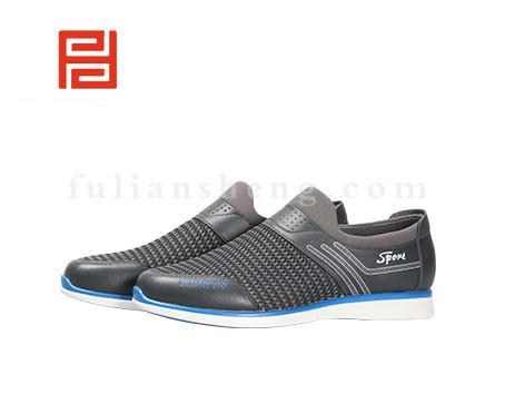 福联升布鞋男鞋FLA-522011灰色销售中
