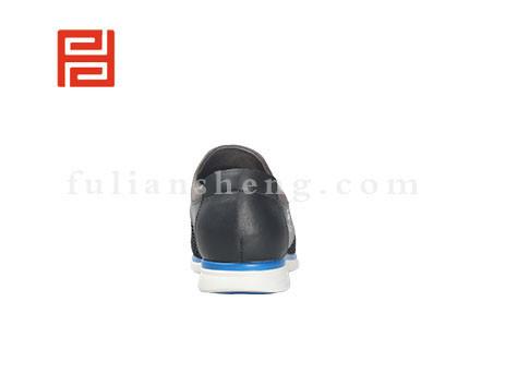 福联升布鞋男鞋FLA-522011灰色销售中图片