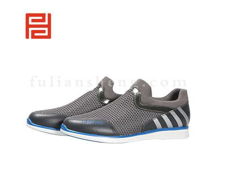 福联升布鞋男鞋FLA-522013灰色销售中