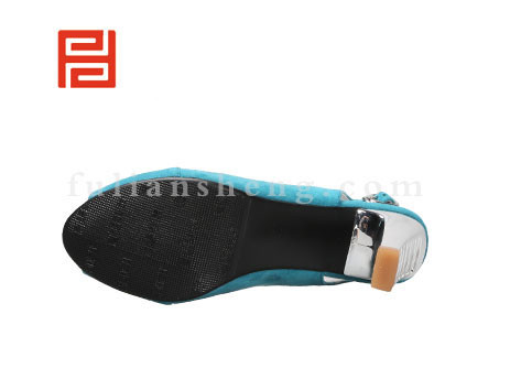 福联升布鞋女鞋FLB-522272蓝色销售中