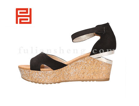 福联升布鞋女鞋FLB-532156黑色销售中