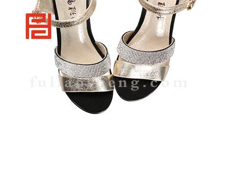 福联升布鞋女鞋FLB-532158金黄销售中