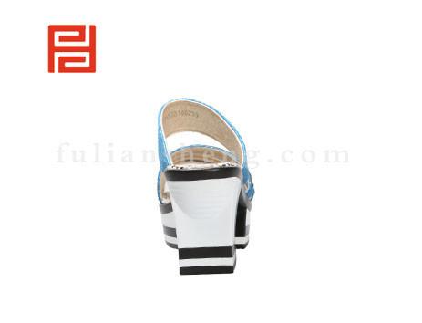 福联升布鞋女鞋FLB-532168蓝色销售中