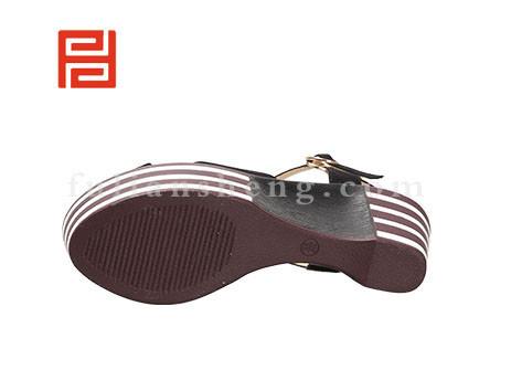 福联升布鞋女鞋FLB-532178黑色销售中