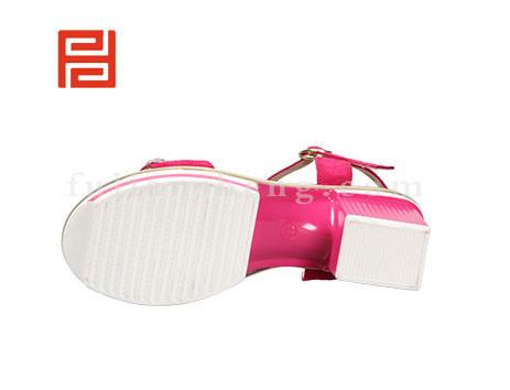 福联升布鞋女鞋FLB-532180玫瑰红销售中