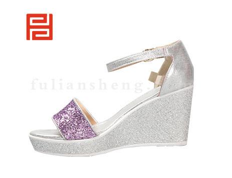 福联升布鞋女鞋FLB-532182紫色销售中