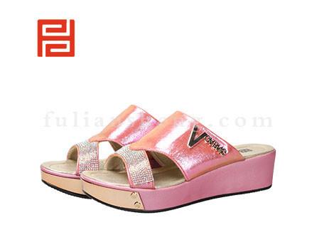 福联升布鞋女鞋FLB-532230粉色销售中
