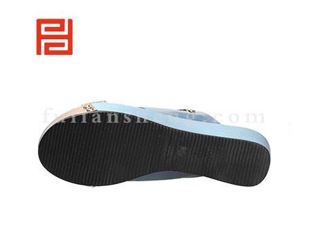 福联升布鞋女鞋FLB-532230蓝色销售中