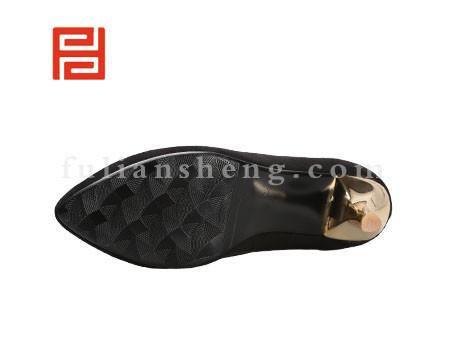 福联升布鞋女鞋FLB-542190黑色销售中