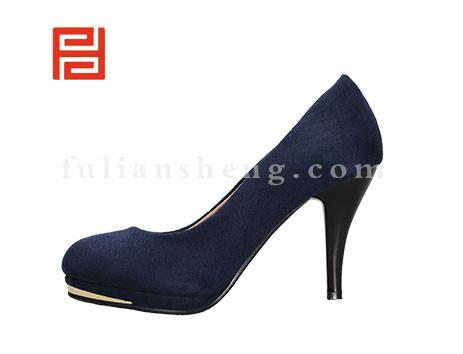 福联升布鞋女鞋FLB-542226蓝色销售中