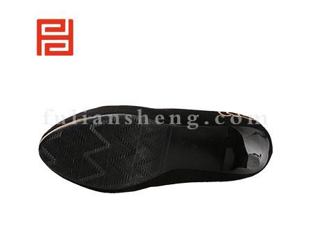 福联升布鞋女鞋FLB-552230黑色销售中图片