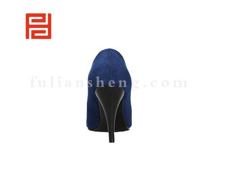 福联升布鞋女鞋FLB-552232蓝色销售中